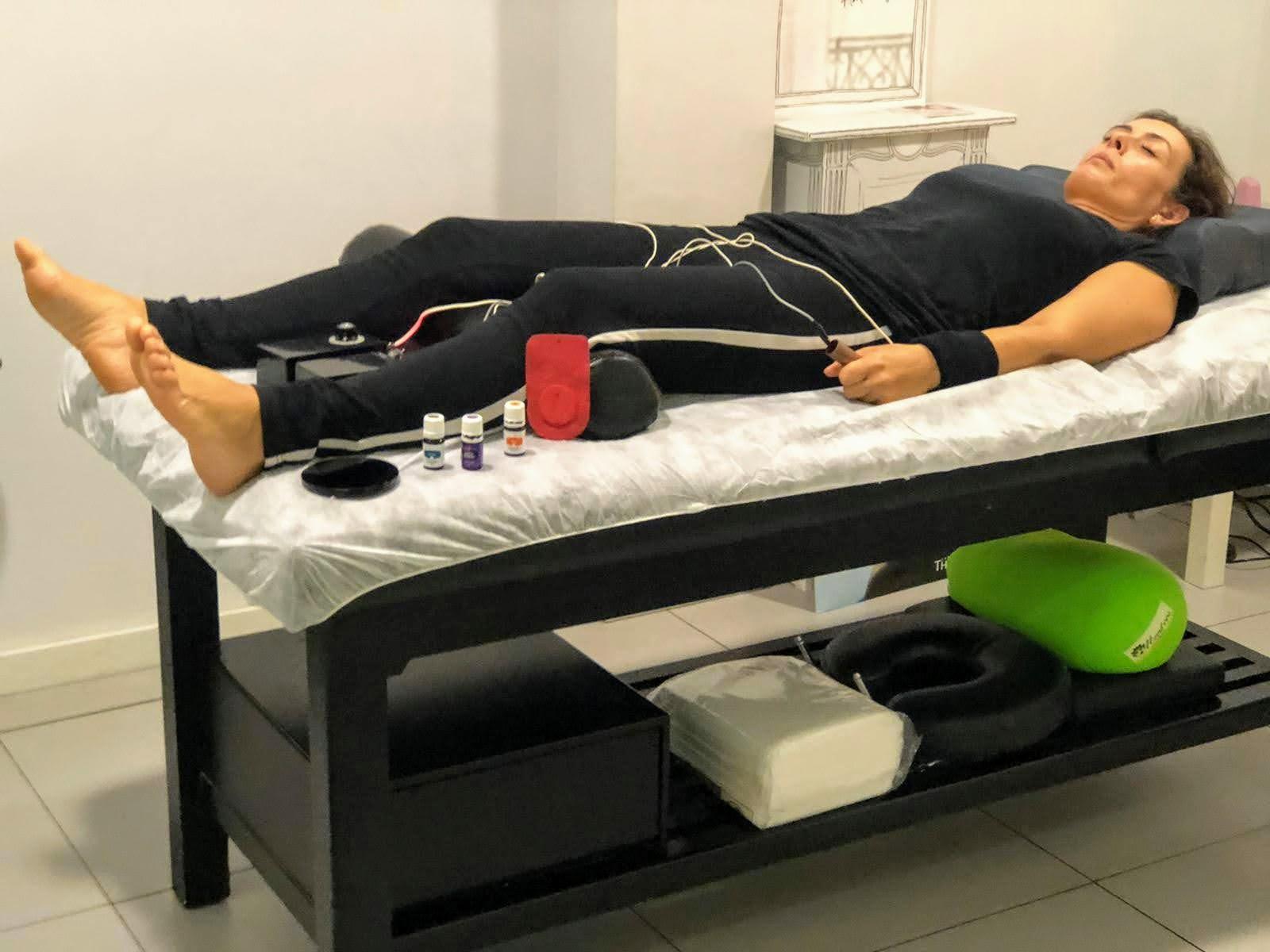tratamiento en camilla